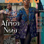Africa Now, Davido, Tiwa Savage & Mr Eazi Covers Front Page Of Billboard Magazine