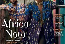 Photo of Africa Now, Davido, Tiwa Savage & Mr Eazi Covers Front Page Of Billboard Magazine