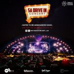 "Dj Sox , Kgolo Daguru And Dj Mshayi  Fronts SA ""Drive In Concert"""
