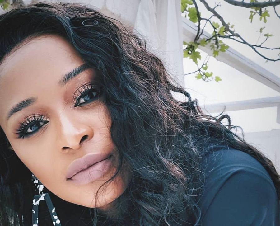 DJ Zinhle Set To Launch Adults And Kids Face Masks Image