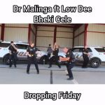 "Dr Malinga Teases Forthcoming Song ""Bheki Cele"" Featuring Low Dee"