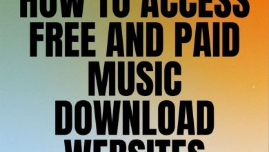 Photo of How To Access Free And Paid Music Download Websites In SA