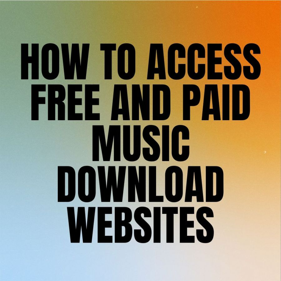 How To Access Free And Paid Music Download Websites In SA Image