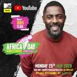 Idris Elba Signs On to Join Sho Madjozi, AKA, for the MTV Base Covid-19 Concert