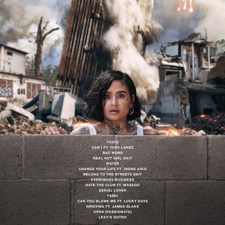 Kehlani Reveals The Tracklist Of 'It Was Good Until It Wasn't'