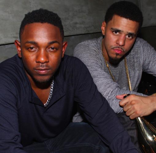 """Kendrick Lamar & J. Cole's Joint Album """"Might Still Happen"""" Image"""