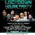 Lamiez Holworthy, DJ Tira, Darque, SJE & Freddy K, Ryan The DJ & Njelic Are Line-up For This Friday 22nd Channel O Lockdown House Party Mix