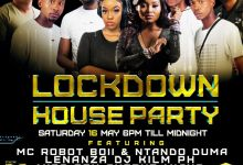 Lenanza DJ, Kilm, PH, Miss Pru, Cuebur, Miano, Semi Tee And Kamu Dee Are Line-up For Today's Lockdown House Party Mix On Channel O