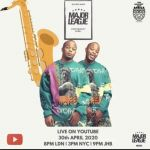 "Major League Drops Another ""Amapiano Live Balcony Mix"", 13th Episode"