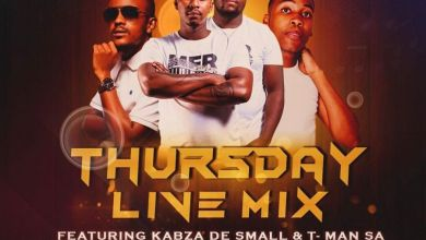 "Photo of MFR Souls To Hold ""Thursday Live Mix"" Concert Alongside Kabza De Small And T-Man SA"