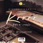 "MFR Souls And Kwesta Do The ""Krrrr"" (Phum'imali) With GP Ma Orange"