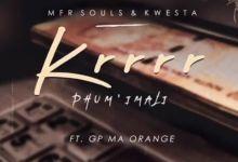 "Photo of MFR Souls And Kwesta Do The ""Krrrr"" (Phum'imali) With GP Ma Orange"