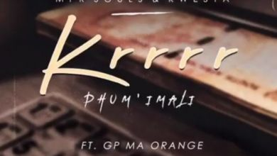 "Photo of MFR Souls And Kwesta Do The ""Krrrr"" (Phum'imali) With GP Ma Orange"