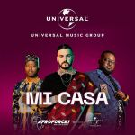 Mi Casa Signs A Major Deal With Afroforce1 Records