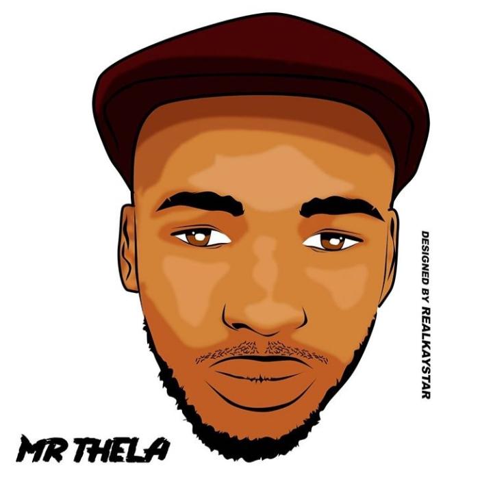 "Mr Thela Brings The Heat On ""Khehla Lam"" &  ""Isoka"" Image"