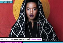 Photo of Msaki To Appear On Billboard's AT-HOME Series Alongside Other Talented Artists
