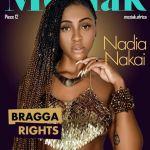 Nadia Nakai On Cover Of Moziak Magazine
