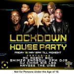 Next Line-up Are Shimza, 2PM DJs, Eno Soul, DJ China, Sir LSG & Kaygee The Vibe For Channel O Lockdown House Party Mix