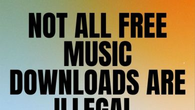 Photo of Not All Free Music Downloads Are Illegal