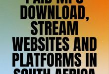 Paid Mp3 Download Websites And Streaming Platforms In South Africa