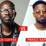 "Prince Kaybee's Response To Black Coffee's ""Are You A Celebrity?"" Question Didn't Go Down Well"