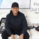 Proverb Shows Off His Cars
