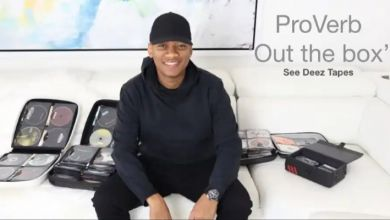 Proverb Shows Off His Cars Image