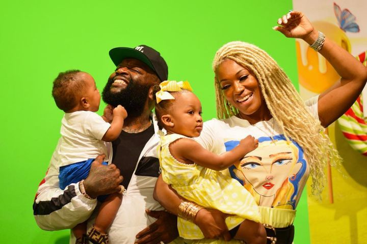Rick Ross Has Been Accused Of Not Paying Child Support