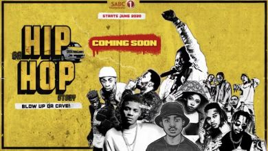 SABC 1 Previews Upcoming Music Show, SA Hip Hop Story