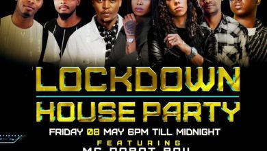 Photo of Shimza, Oscar Mbo, PS DJs, Small 12, Courtnae Paul, Lady Amar For Next Friday Channel O Lockdown House Party