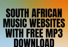 Photo of South African Music Websites With Free Mp3 Download