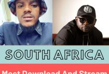 Photo of South African Songs With Most Download And Stream