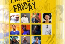 Stogie T - Freestyle Friday Ft. Ma-E, Zulu Mecca, Prince, Casey JaNissa, Haiiiku, Dee Xclsv, Raheem Kemet, M2KaNE, Dirty Mind Trixx, A.L