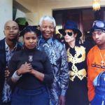 Thandiswa Mazwai shares photos with Brenda Fassie, Nelson Mandela & Michael Jackson