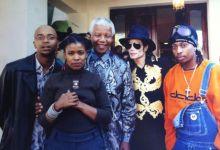 Photo of Thandiswa Mazwai shares photos with Brenda Fassie, Nelson Mandela & Michael Jackson