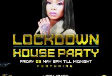 Photo of Thando Duma Wowed Fans On The Latest Channel O Lockdown House Party Mix