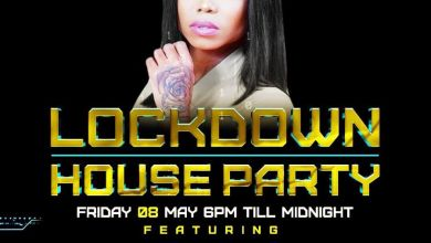 Thando Duma Wowed Fans On The Latest Channel O Lockdown House Party Mix