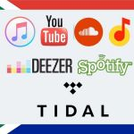 Top Music Download & Streaming Platforms/Apps In South Africa