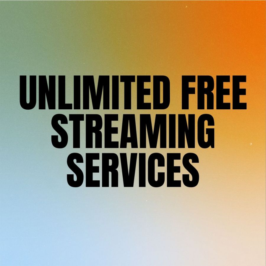 Unlimited Free Streaming Services Image