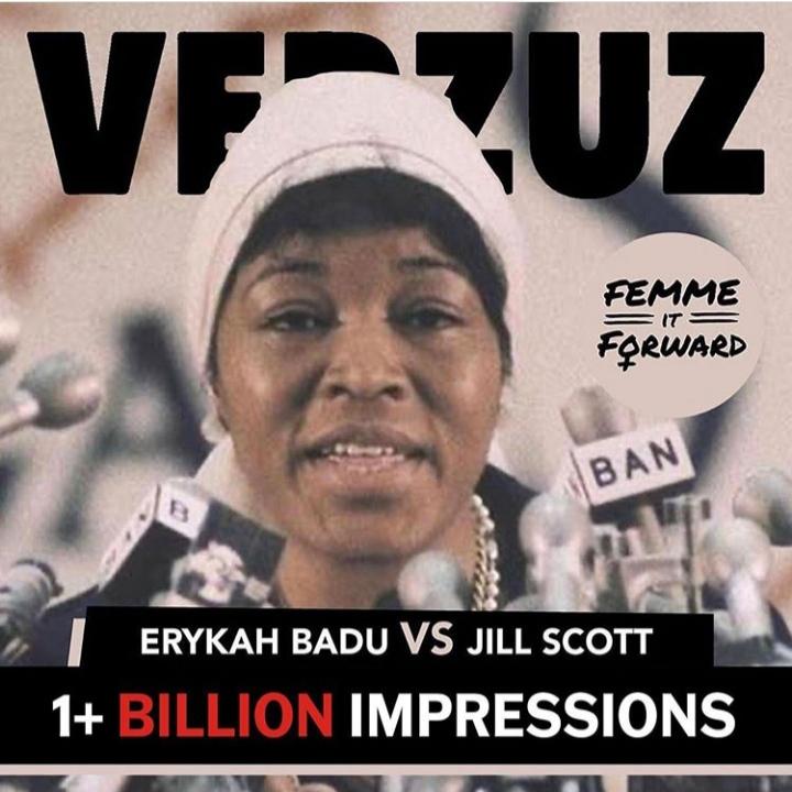 Watch Erykah Badu And Jill Scott's Cathartic Neo-soul Battle