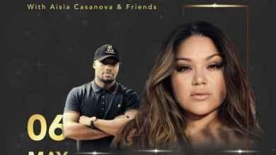 Catch Aisia Casanova And Chymamusique Live On Instagram