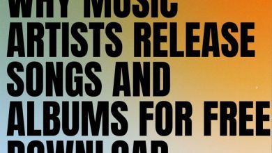 Why Some South African Music Artists Release Songs And Albums For Free Download