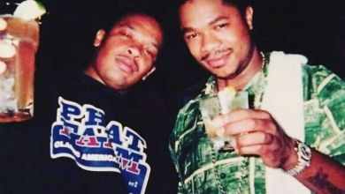 Photo of Xzibit Goes Down The Memory Lane As He Shares Aftermath Throwback Pictures With Dr. Dre & 50 Cent