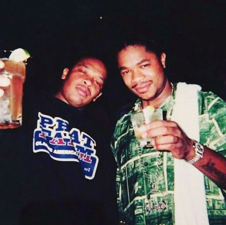 Xzibit Goes Down The Memory Lane As He Shares Aftermath Throwback Pictures With Dr. Dre & 50 Cent Image