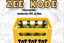 Photo of Zee Kode – Tot Tot Tot Ft. DJ Cleo & Authentic 101