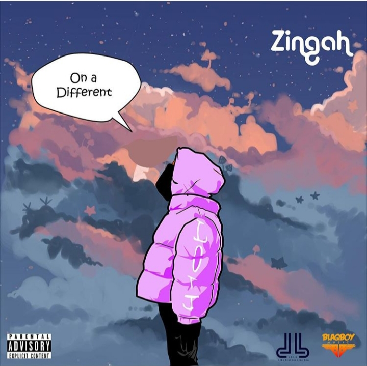 Zingah Drops On A Different EP Image