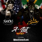 A-List (feat. Waka Flocka Flame) [Remix]