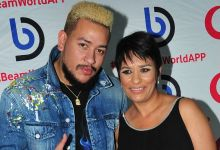 Photo of AKA's Mum Lynn Forbes Welcomes New Girlfriend with a Heart Emoji