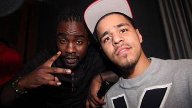 Photo of Angry Wale Shades J. Cole Over Fayetteville Protests