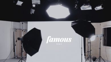 """Dibi Gets A Feature From Reason And Sy For """"Famous"""" Remix Image"""